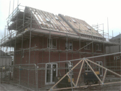 Mansfield Builder Extensions & New Builds