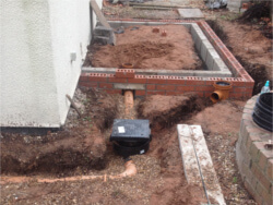 Mansfield Builder Groundworks & Drainage